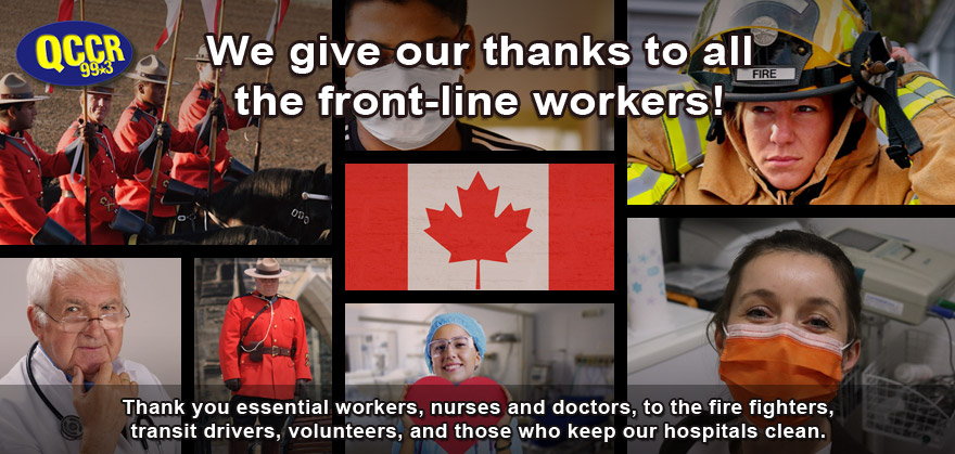 Thank You Front Line Workers